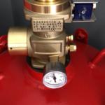FM-200 Gazlı Yangın Söndürme Sistemleri
