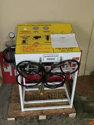 FM200 Yangın Söndürme Sistemleri Dolumu