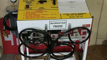 FM200 Gazlı Yangın Söndürme Sistemleri Dolumu