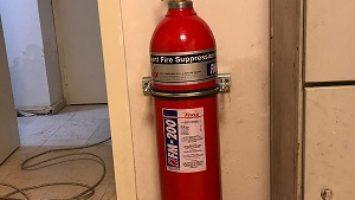 FM200 Gazlı Yangın Söndürme Sistemleri Bakımı