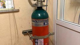 Gazlı Yangın Söndürme Sistemleri Fiyatı