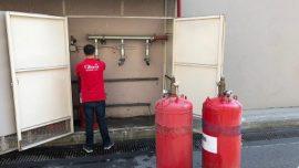 Novec 1230 Gazlı Yangın Söndürme Sistemleri