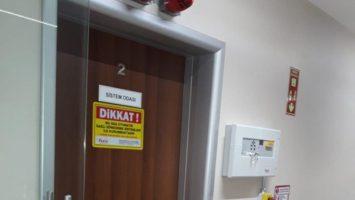 Ups Odası Yangın Söndürme Sistemleri