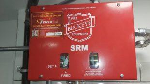 Buckeye Davlumbaz Yangın Söndürme Sistemi